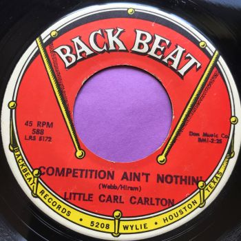 Carl Carlton-Competition ain't nothin'-Backbeat E+