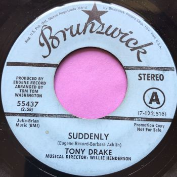 Tony Drake-Suddenly-Brunswick Demo E+