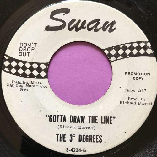 3 Degrees-Gotta draw the line-Swan WD M-