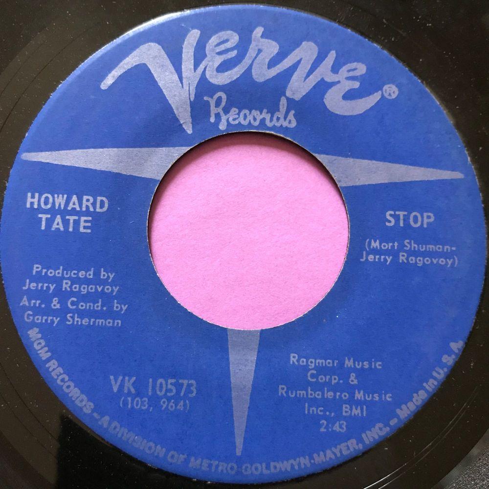 Howard Tate-Stop/ Shoot em all down-Verve E+