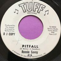 Ronnie Savoy-Pitfall-Tuff WD x M-