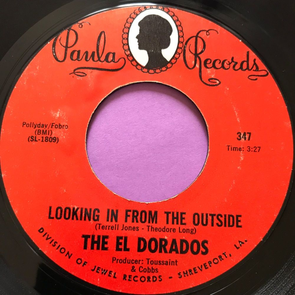 El Dorados-Looking in from the outside-Paula M-