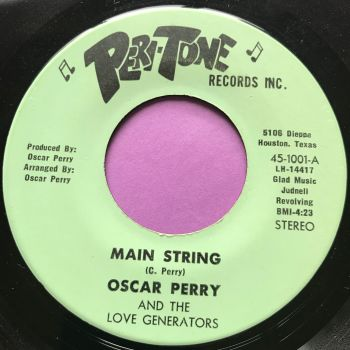 Oscar Perry-Main string/ I was right-Peritone E+
