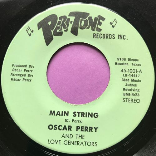Oscar Perry-Main string/ I was right-Peritone E+