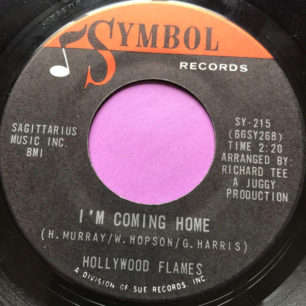 Hollywood Flames-I'm coming home-Symbol E+