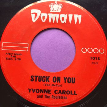 Yvonne Caroll-Stuck on you-Domain E+