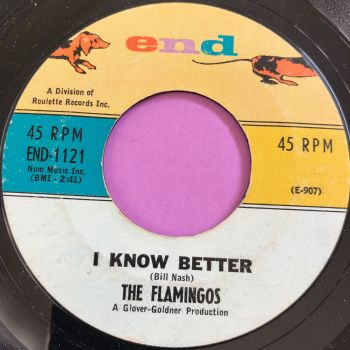 Flamingos-I know better-End E+