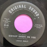 Lorenzo Manley-Swoop down on you-Original sound E