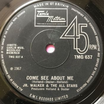 Junior Walker-Come see about me-TMG 637 E+
