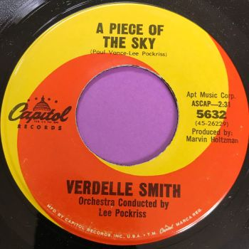 Verdelle Smith-A piece of the sky-Capitol M-