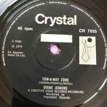 Diane Jenkins-Tow-A-Way Zone-UK Crystal E+
