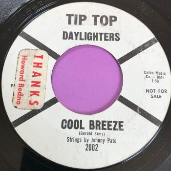 Daylighters-Cool breeze-Tip top WD E