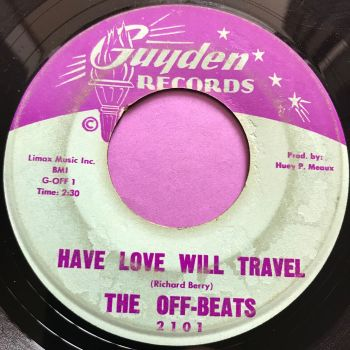 Off-Beats-Have love will travel-Guyden vg+