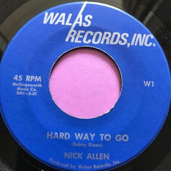 Nick Allen-Hard way to go-Walas E+