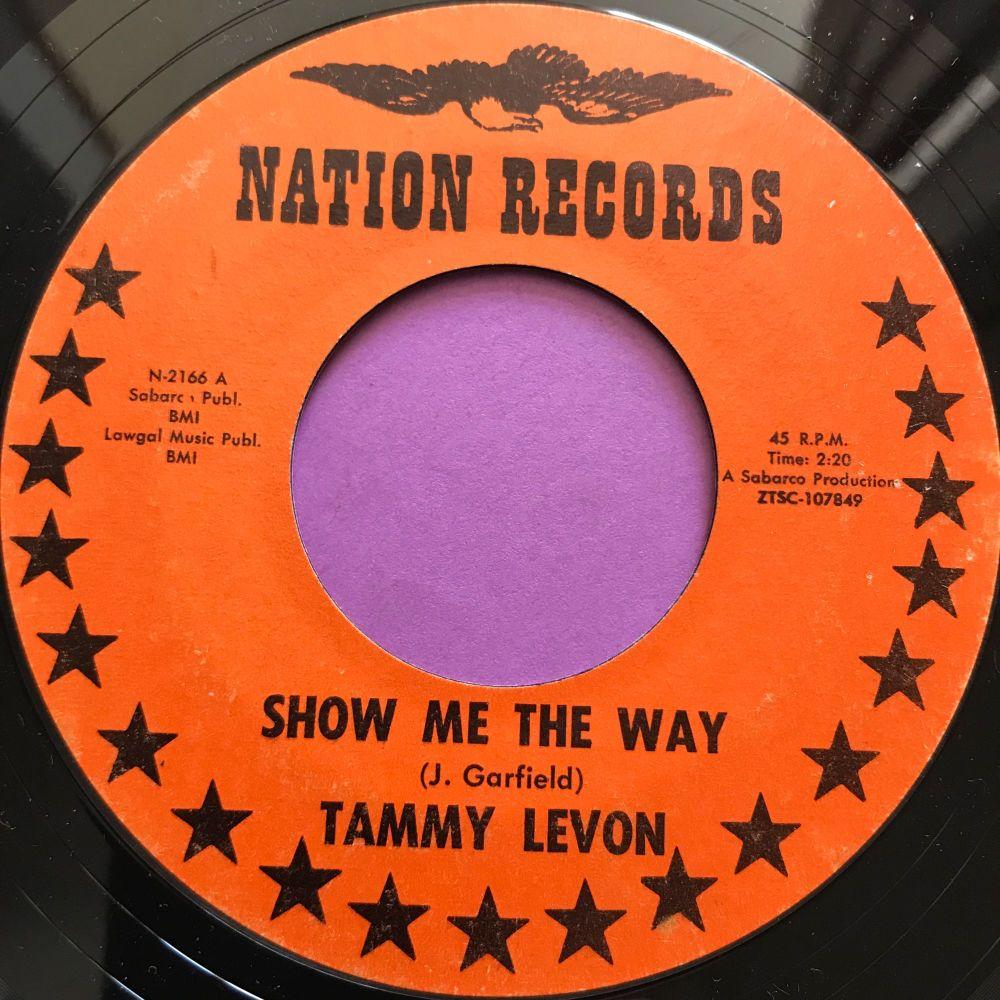 Tammy Levon-Show me the way-Nation E+