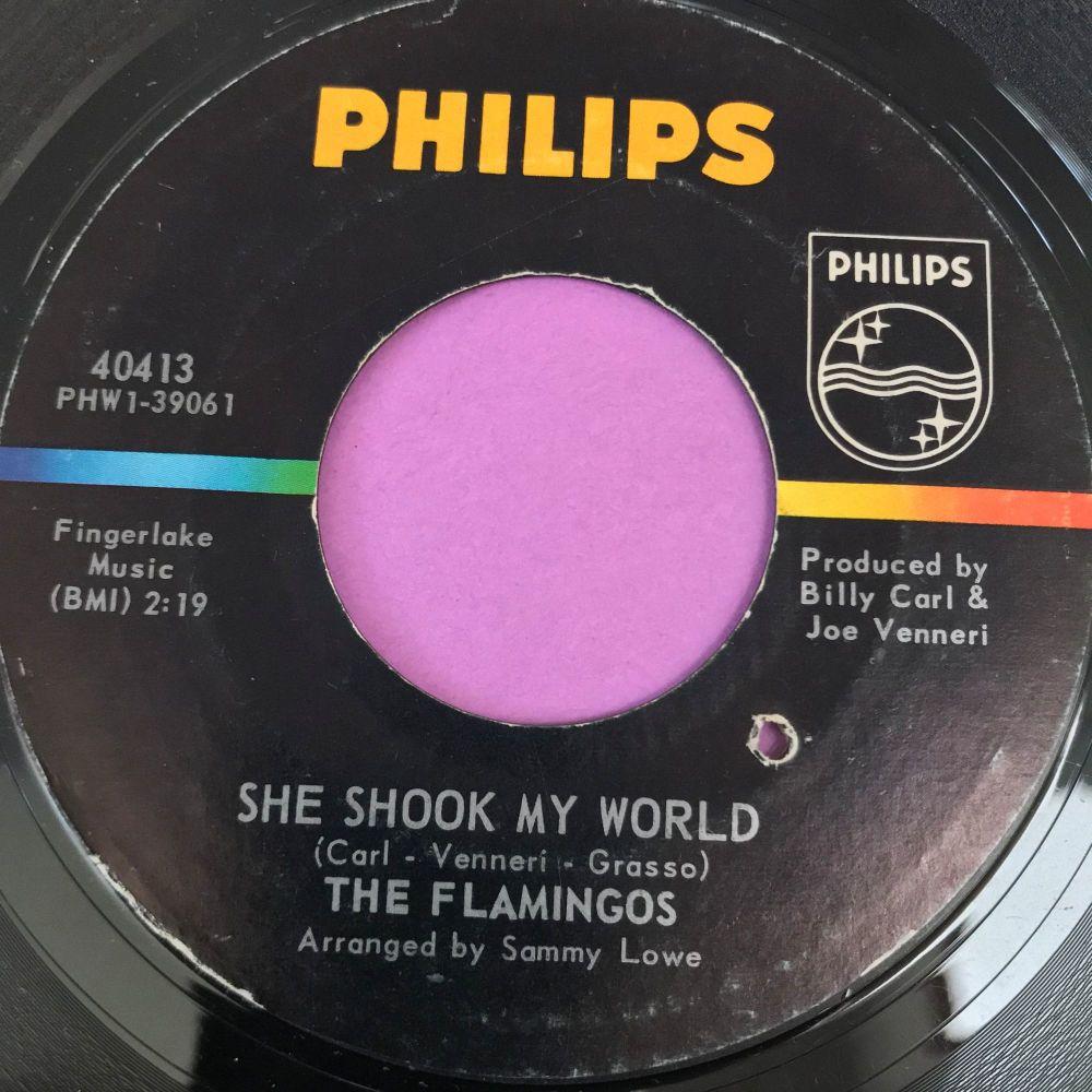 Flamingos-She shoot my world-Phillips E+