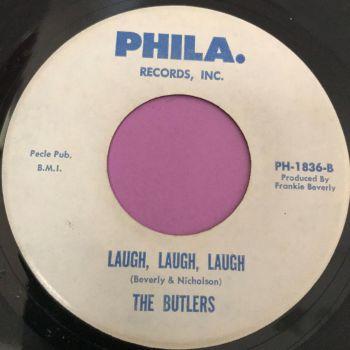Butlers-Laugh, laugh, laugh-Phila E+