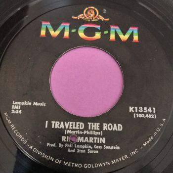 Ric Martin-I travelled the road-MGM E+