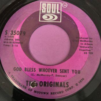 Originals-God bless whoever sent you-Soul M-