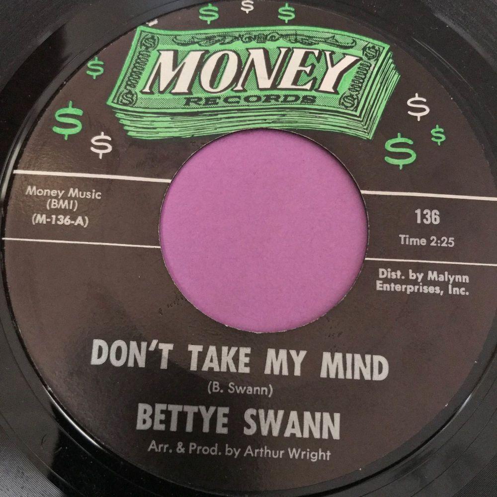 Betty Swan-Don't take my mind-Money E+