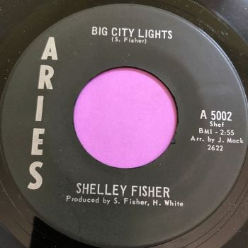 Shelly Fisher-Big city lights-Aries E+