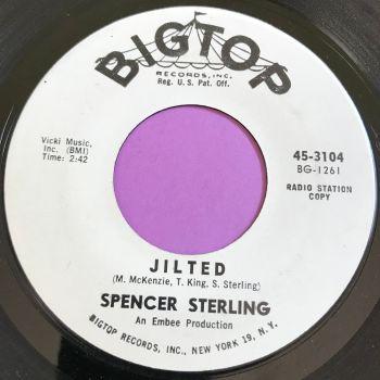 Spencer Stirling-Jilted-Big Top WD E