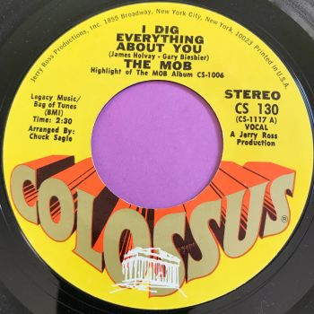 Mob-I dig everything about you-Colossus E+