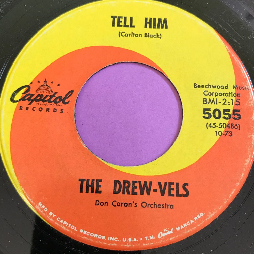 Drew-Vels-Tell him-Capitol E+