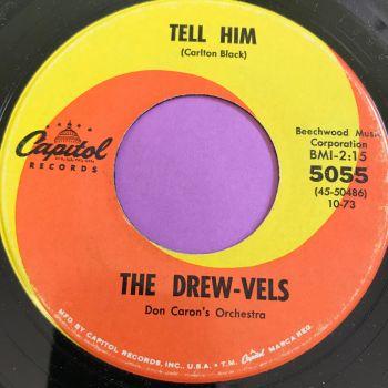 Drew-Vels-Tell him-Capitol E+