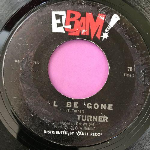 Tommy Turner-I'll be gone-ElBam E+