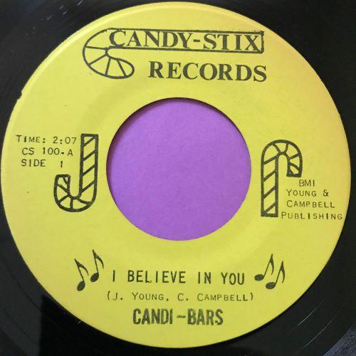 Candi-Bars-I believe in you-Candy Stix E+