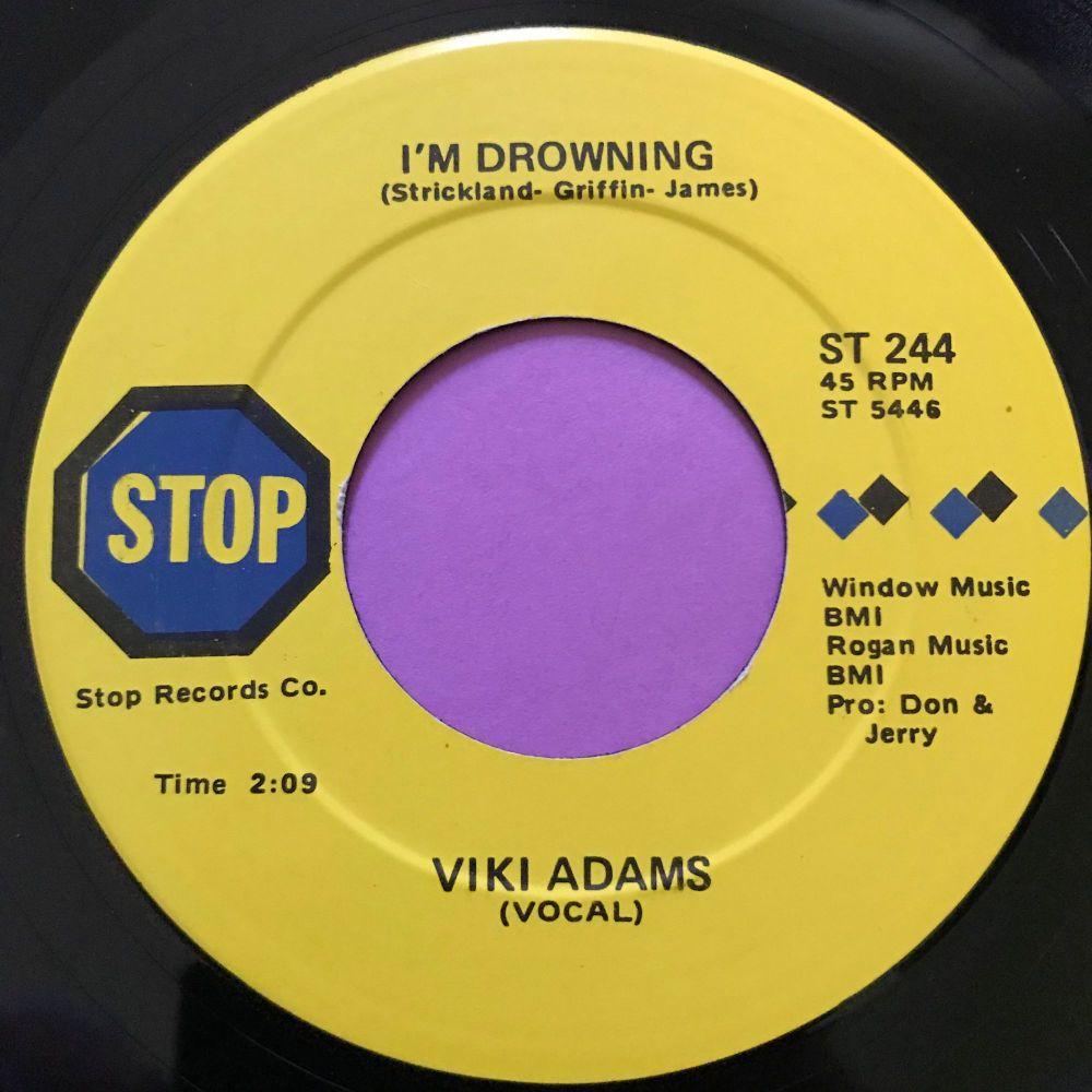 Viki Adams-I'm drowning-Stop E+