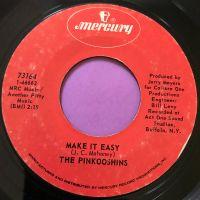 Pinkooshins-Make it easy-Mercury E
