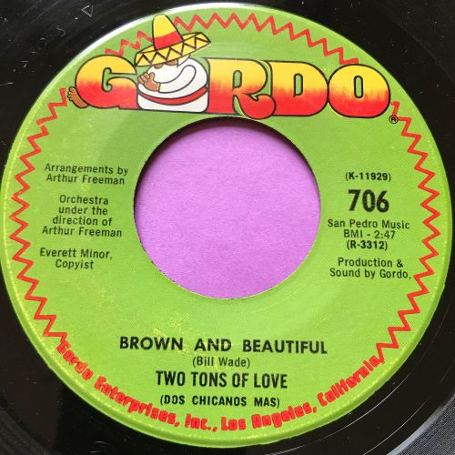 Two Tons of love-Brown and beautiful E+