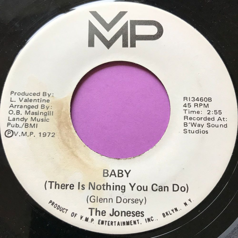 Joneses-Baby (There is nothing you can do)-VMP WD E+