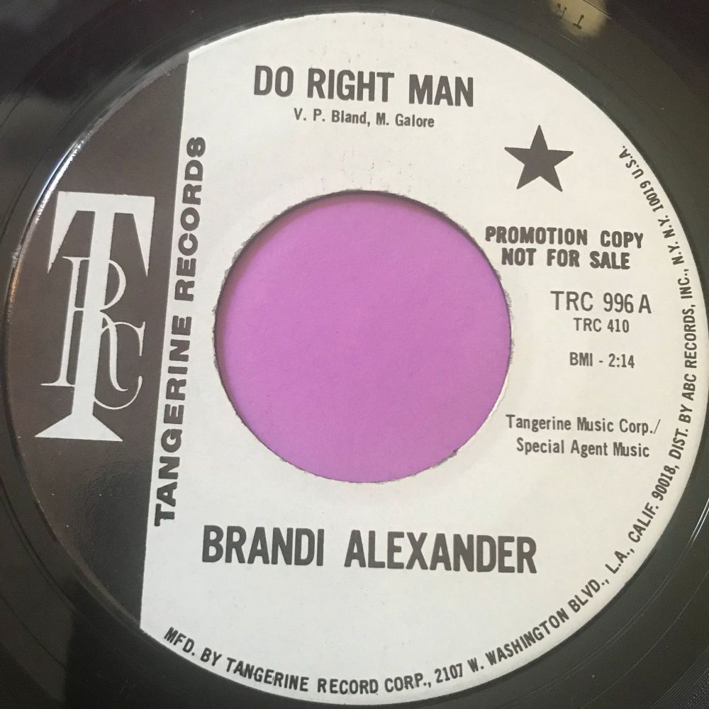Brandi Alexander-Do right man-TRC WD E+