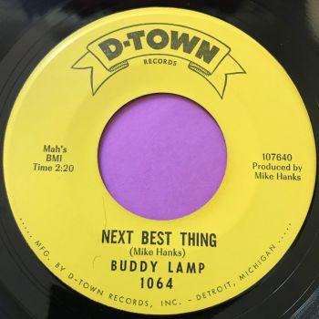 Buddy Lamp-Next best thing-D-Town E+