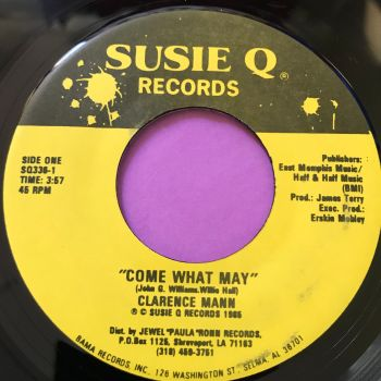 Clarence Mann-Come what may-Susie Q E+