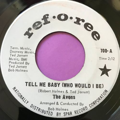 Avons-Tell me baby-Reforee WD E+