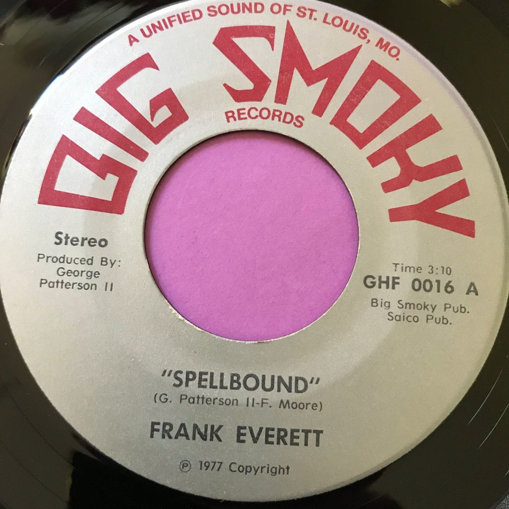 Frank Everett-Spellbound-Big Smokey E+