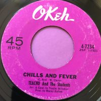 Teacho & The Students-Chills and Fever-Okeh E