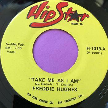 Freddie Hughes-Tame me as I am-Hip star E+