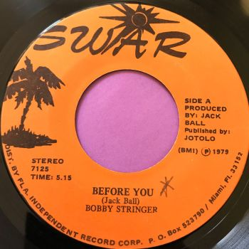 Bobby Stringer-Before you-Swar E+