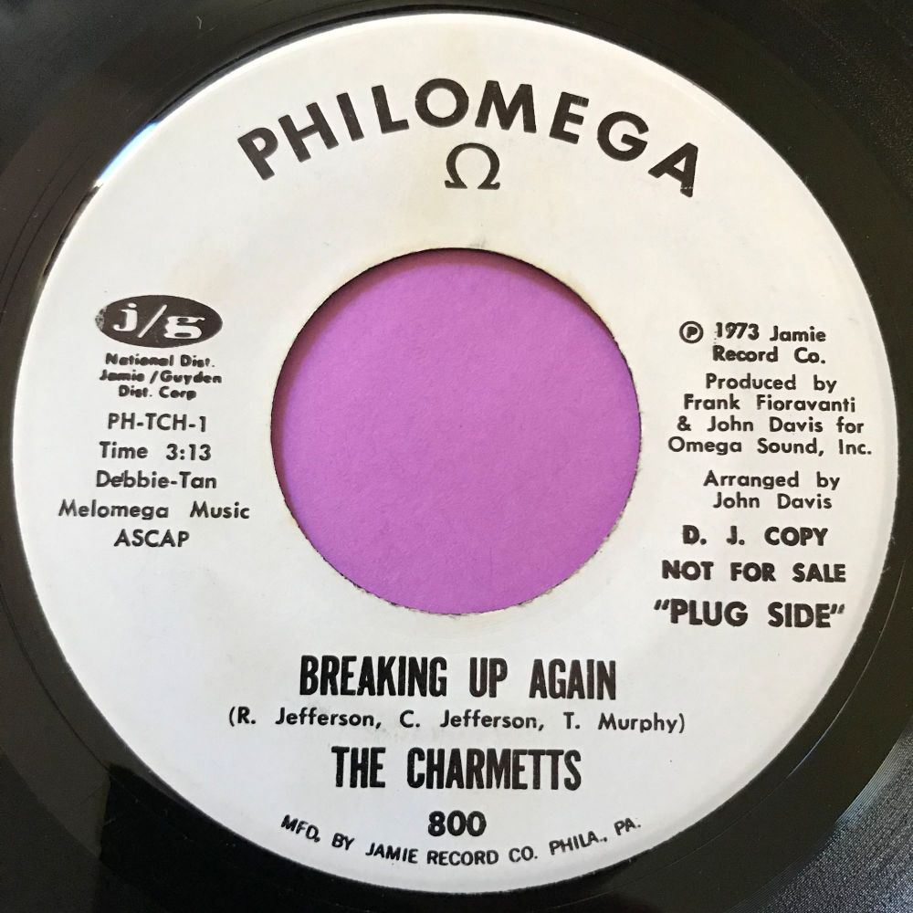 Charmettes-Breaking up again-Philomega WD E+