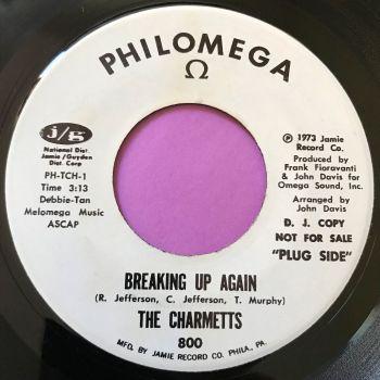 Charmettes-Breaking up again-Philomega WD E+