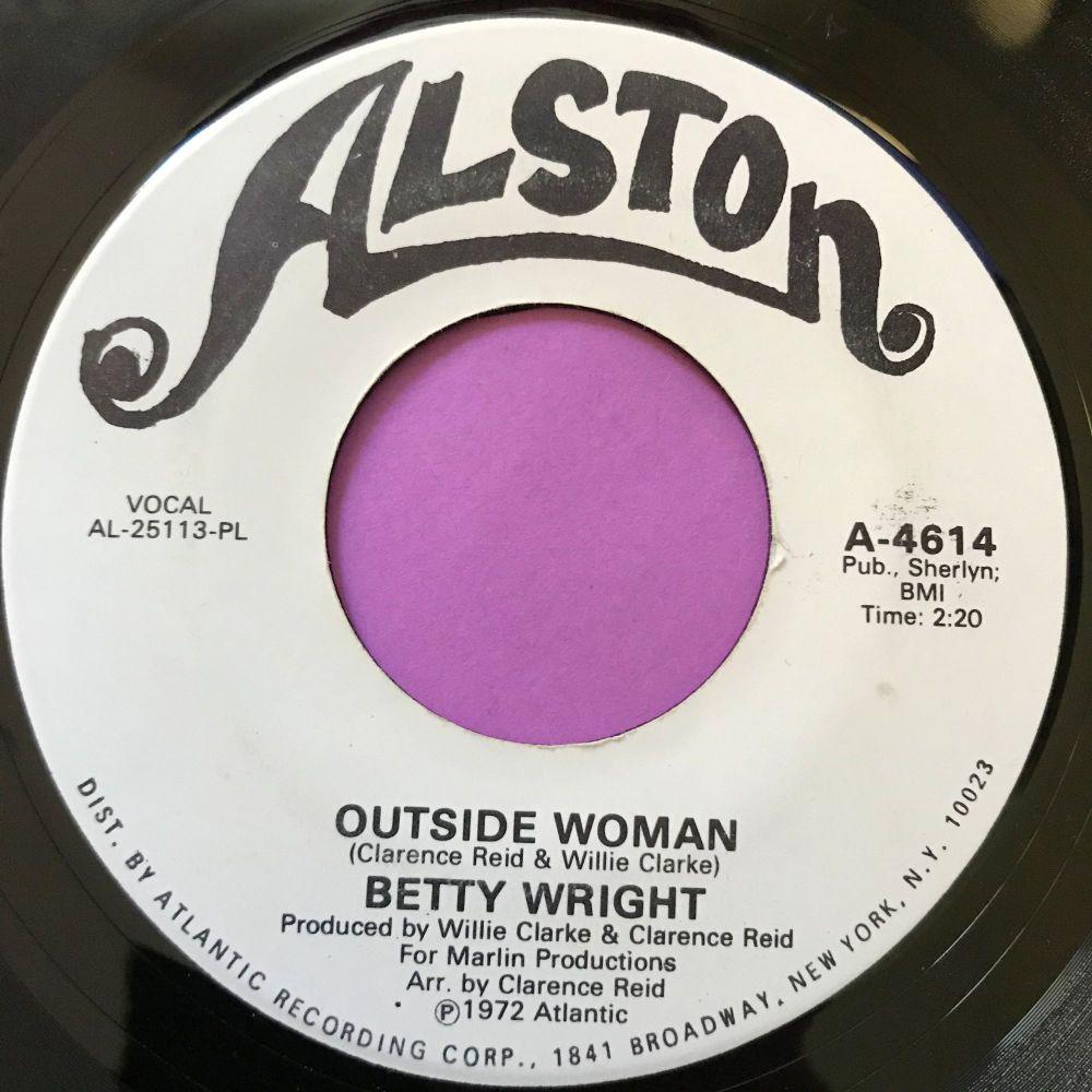 Betty Wright-Outside woman-Alston WD E+