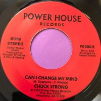 Chuck Strong-Can I change my mind-Power house E+