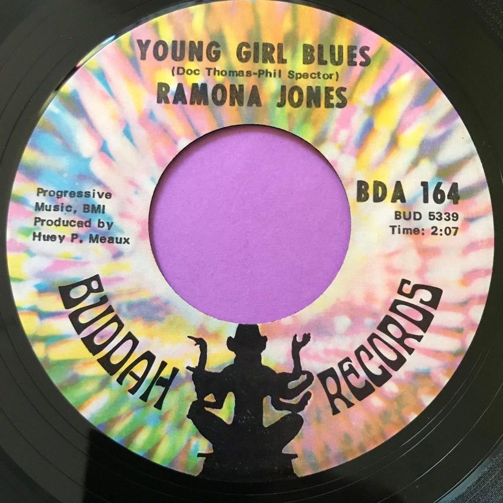 Ramona Jones-Young girl blues-Buddah E