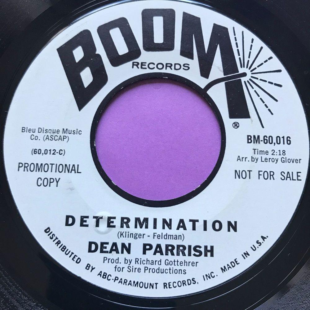 Dean Parrish-Determination-Boom WD E+