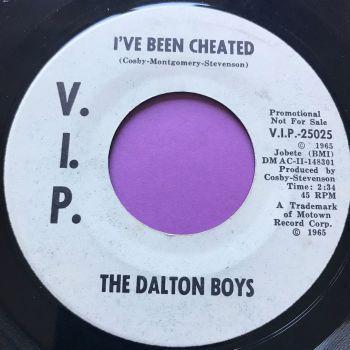 Dalton Boys-I've been cheated-VIP WD E+